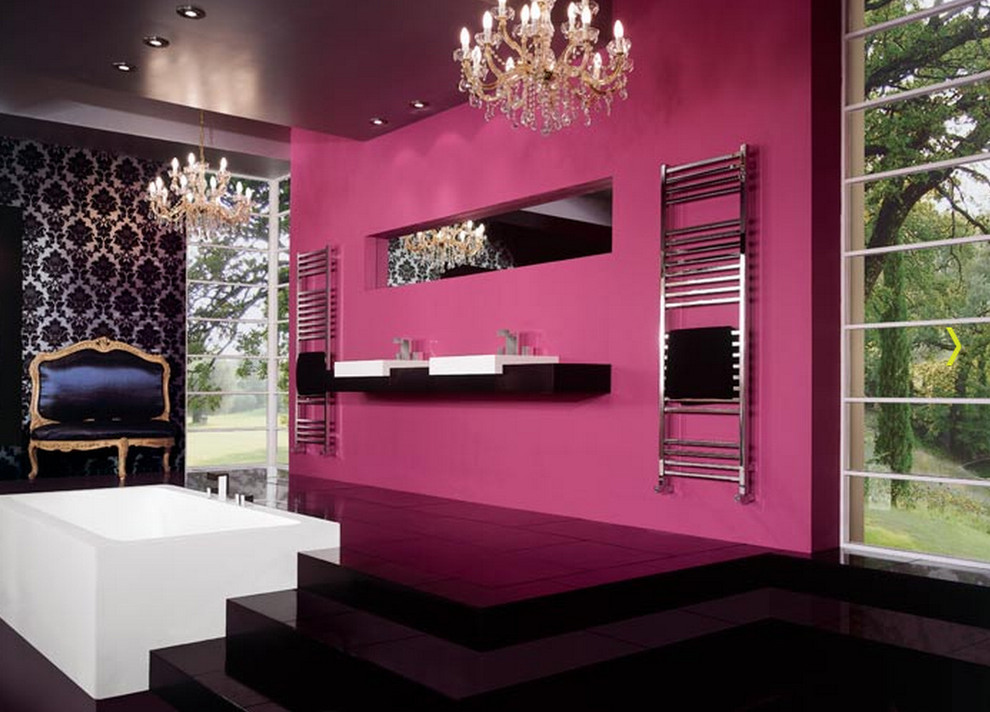 Decorative Bathroom Radiators