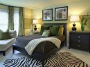 Green in the Bedroom-Various Ideas