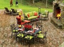 Summerclassics-Stunningly Colorful Outdoor Furniture