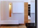 Regolo White Sleek Wall Unit - Modern Furniture