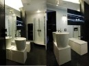 Bathrooms Shower Vanity Contemporary Home by Geometix