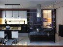 Kitchen Dining Done Contemporary Style by Geometix