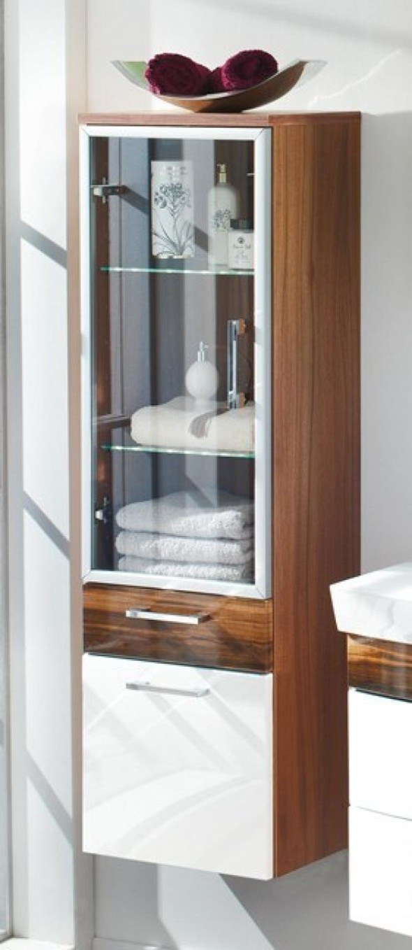 How to Create a Modern Bathroom Storage and Cabinet