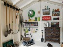 Storage Sheds Garage Buildings traditional garage and shed