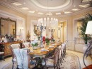 Luxurious House - dining room