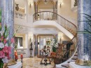 Luxurious House - staircase