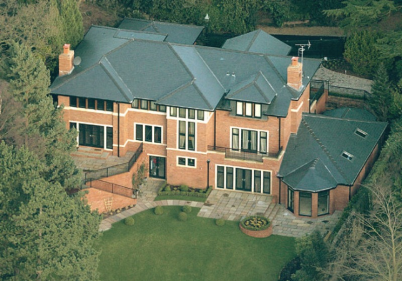 Cristiano Ronaldo Mansion House