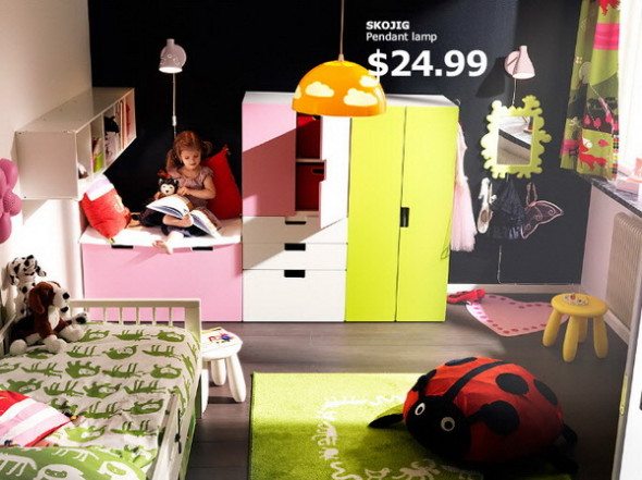 BedRooms Design Ideas from New IKEA