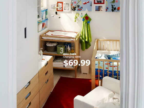 Kids Rooms Design Ideas from New IKEA