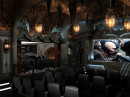 Pirates Caribbean Home Theater Ideas