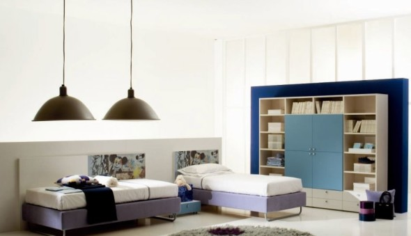 Teenage and Kids Bedroom Di Liddo-Perego