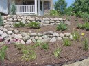 Easy Does It-Retaining Wall Ideas