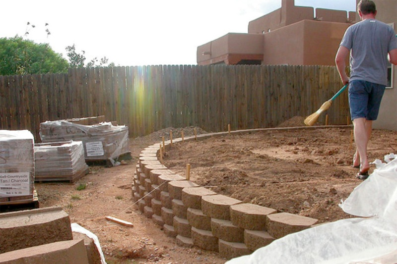 Mastering Your Backyard-Retaining Wall Ideas