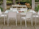Simple and Elegant Dining Set for Exteriors