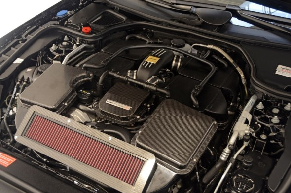 2013 Brabus 800 Roadster-Engine