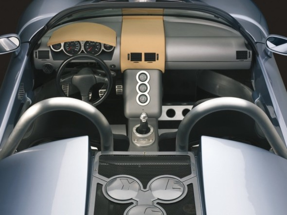 2003 YES Roadster-Dashboard