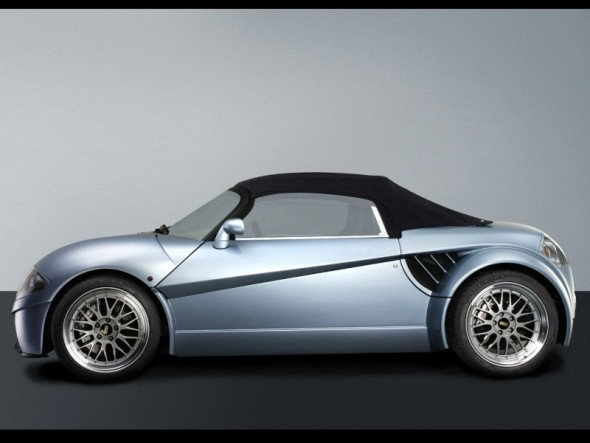 2003 YES Roadster-Left Side