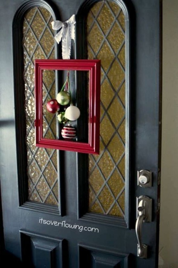 Create Your Door Wreath For Front Door Area Home