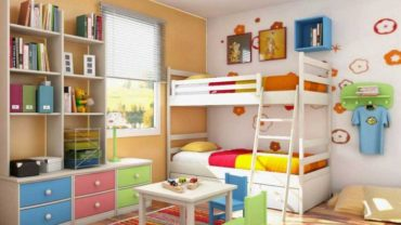 Amazing Modern Kids Bedrooms and Furniture Ideas
