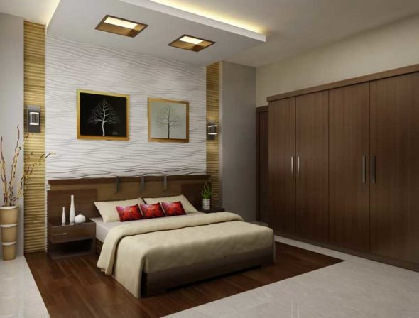 New Modern Decorating Bedroom