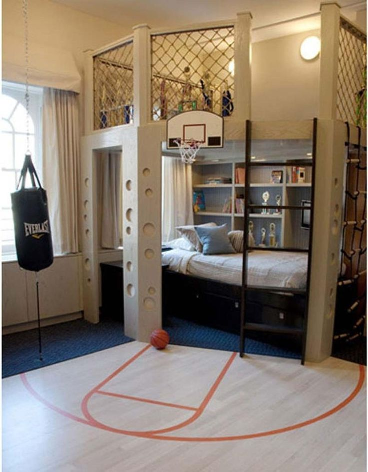 Home Decorating  Show me Your Teen Boy Room Part 15   Corner Twin Beds and  Lofted Bedroom Photos. Corner Twin Beds and Lofted Bedroom Image   Pictures   Photos