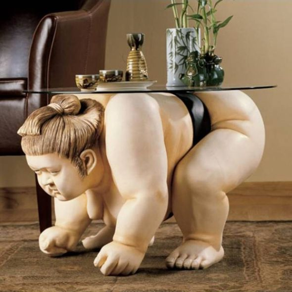 Sumo Coffee Table