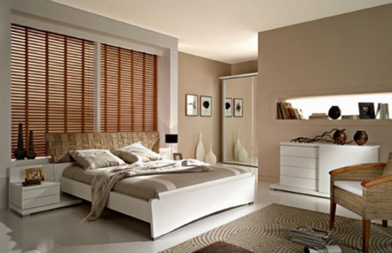 Bedroom Inspiration by Gautier