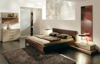 Elumo Modern White Bedroom Furniture By Huelsta