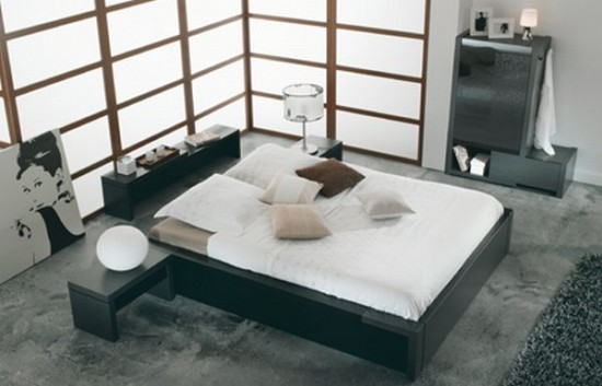 Modern Bedroom Inspiration by Gautier