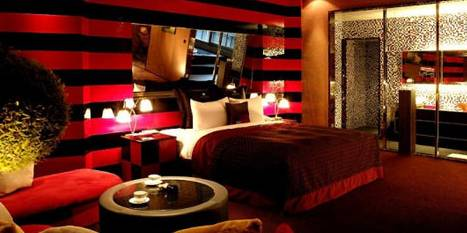 romantic bedroom design in several themes