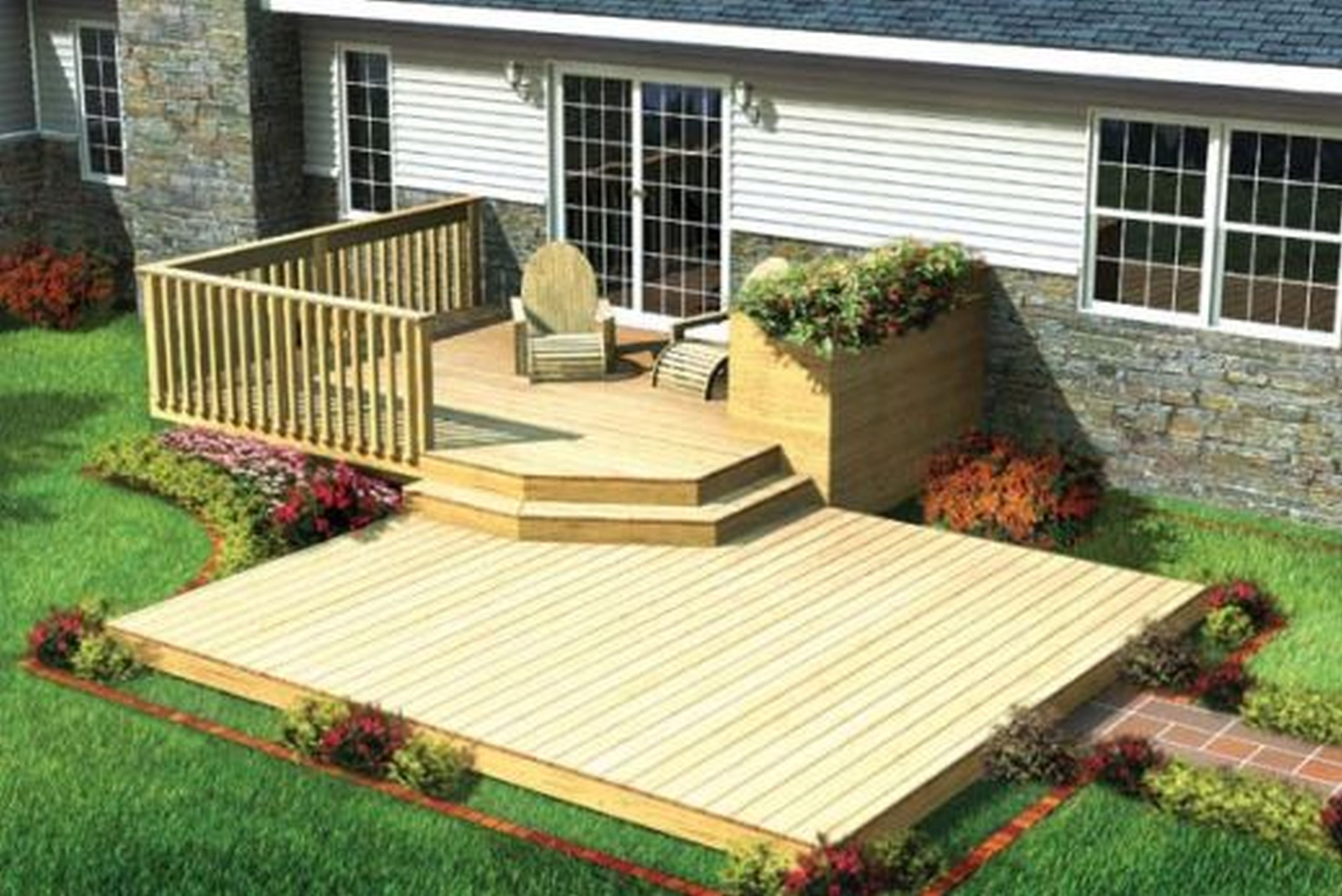 Incredible patio deck ideas Pertaining
