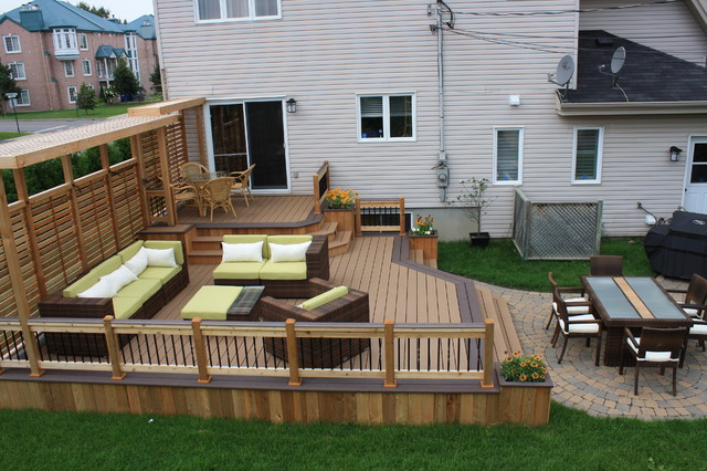 Etonnant Patio Deck Decor Remodel And Ideas