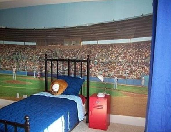 Baseball Bedroom DesignBaseball Bedroom ideas. Baseball Bedroom. Home Design Ideas
