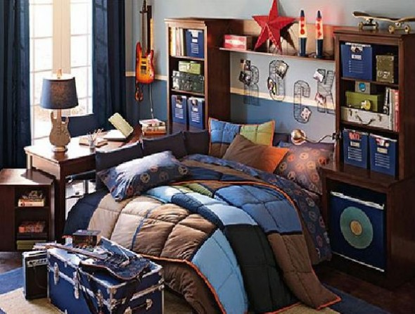 Classic Plaid Roll With It Teenage Boy Bedroom FurnitureGallery Decorating Teenage Boy Bedroom Furniture  Funky and Cool Ideas. Teenager Boy Bedroom Furniture. Home Design Ideas