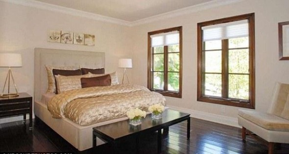 Spacious One of the bedrooms includes a lounge set-Kim ...
