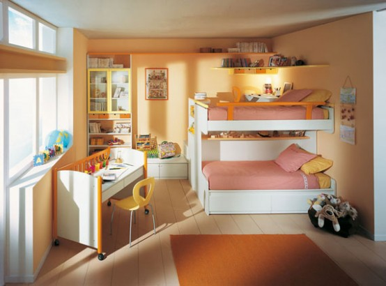Kids Bedroom Design Ideas awesome children bedroom furniture design ideas image : pictures