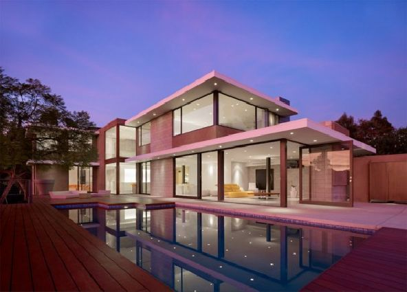 Luxurious Contemporary House In California – Home Decorating ...