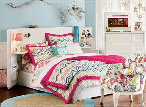 Teenage Girl Room Designs