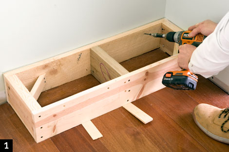 Build a Bookcase step1, How to Build a Bookcase: Step-by-Step ...