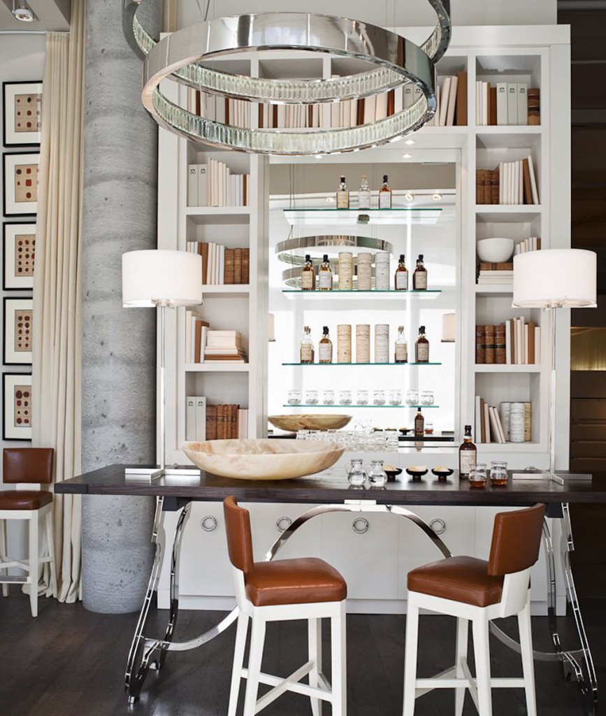 Ideas For Home Bar lavish home bar idea image : pictures & photos | high resolution