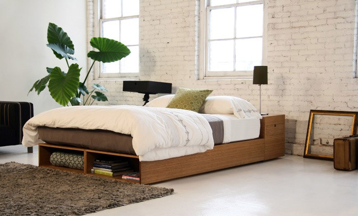 Bed Buden by Bamboo