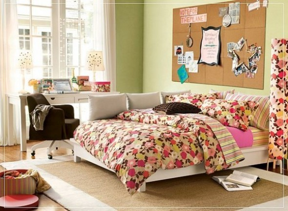 Tips Decorating Teen Room Design