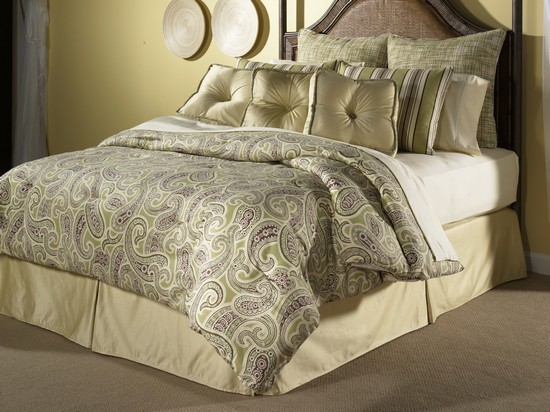 Luxury Southern Textiles Paddock King Size Bed