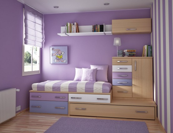 beautiful purple rug teen room ideas