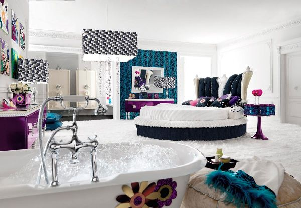 Glamour Bedroom Design Ideas In Amazing Bedroom Design And Glamour   Pop  Collection By Altamoda