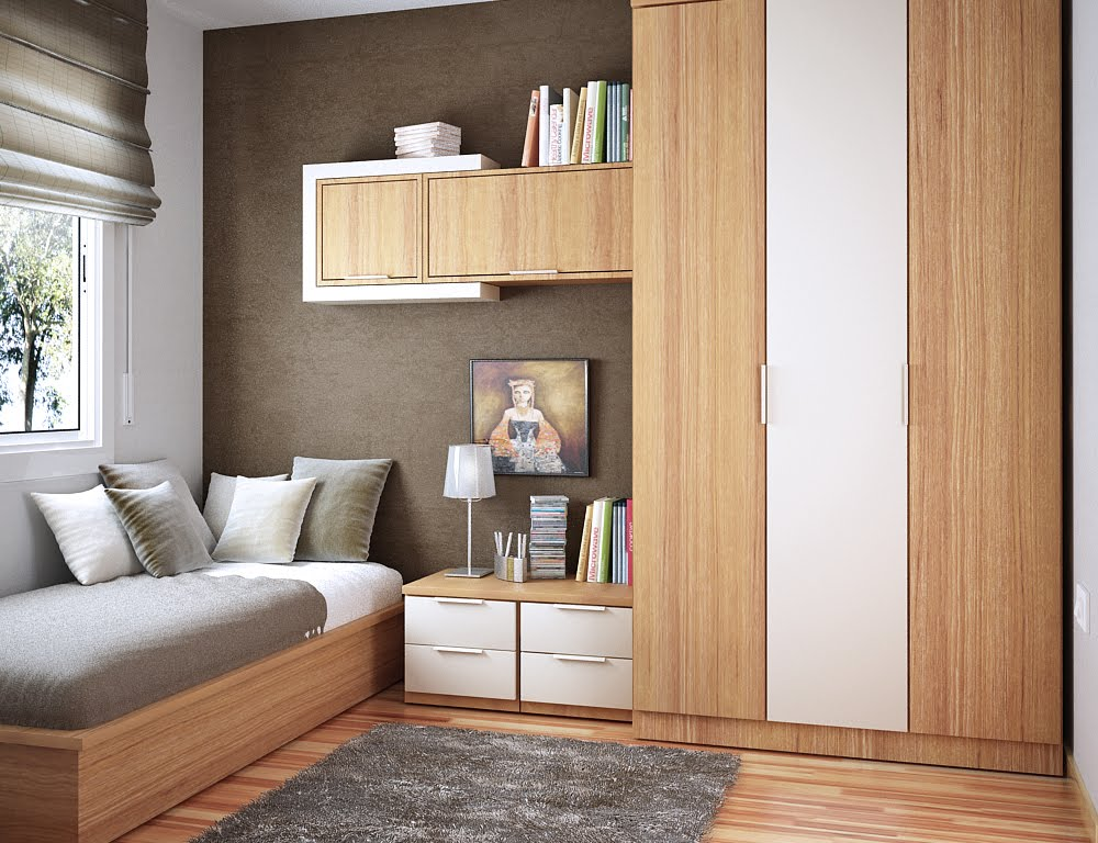 warm and comfortable Study Rooms Saving Ideas for Small Kids Rooms ...