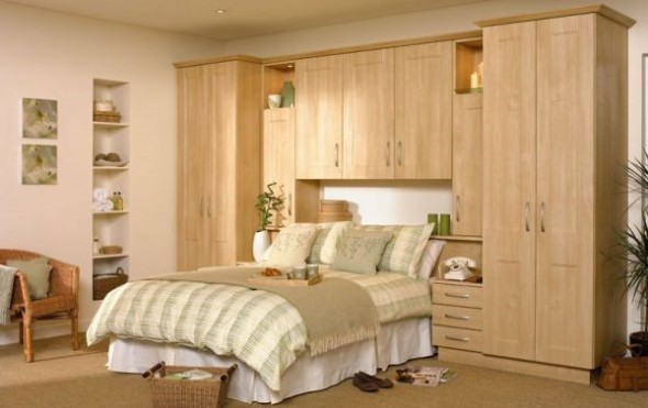 Fitted bedrooms ideas by in house designs for In house design