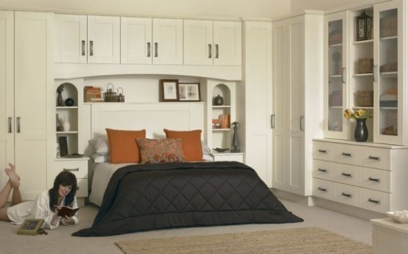 Fitted Bedrooms Design by in House Designs16