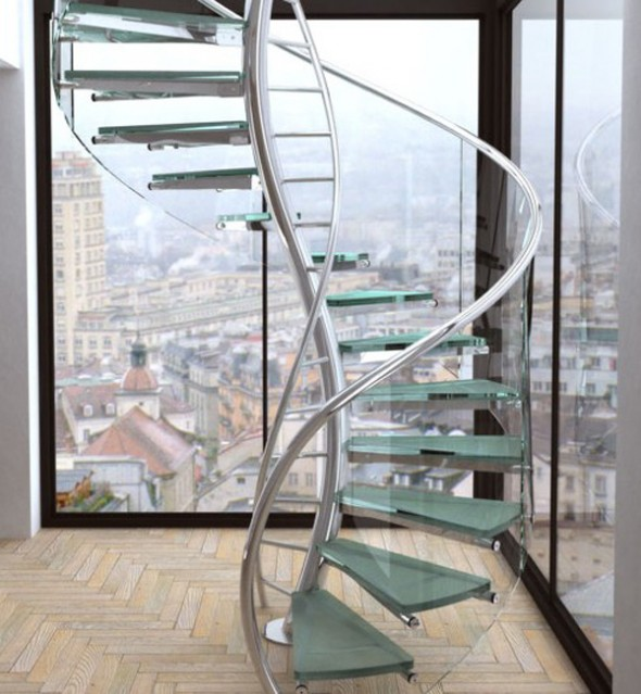 11 Beautiful Staircase Designs