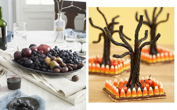 halloween table decoration ideas halloween decor - Halloween Table Decorating Ideas